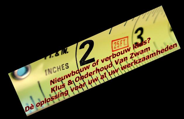 nieuwbouw Van Zwam te Lelystad