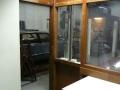 Het maken van een kantoorruimte voor een garagebedrijf.