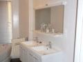 Compleet vernieuwen van een badkamer inclusief plaatsen van sanitair