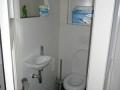 Toiletruimte totaal gerenoveerd